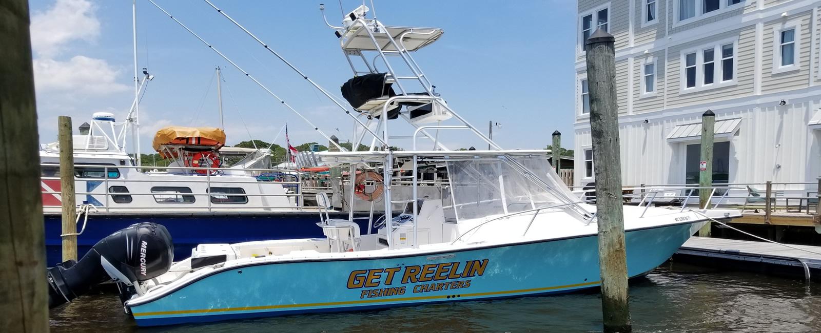 GET REELIN FISHING CHARTERS